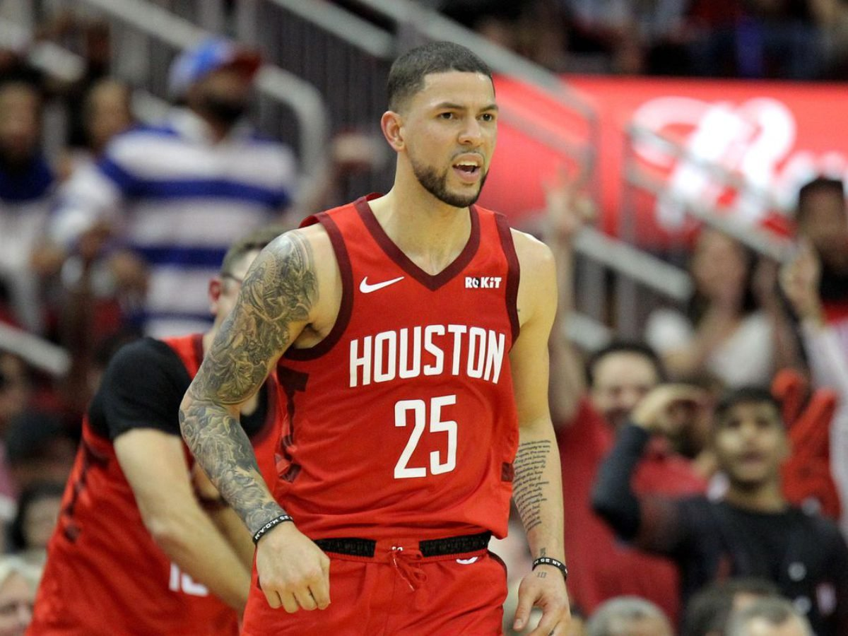 New York Knicks Latest Signing Austin Rivers Pens An Emotional Message For Houston Rockets Essentiallysports
