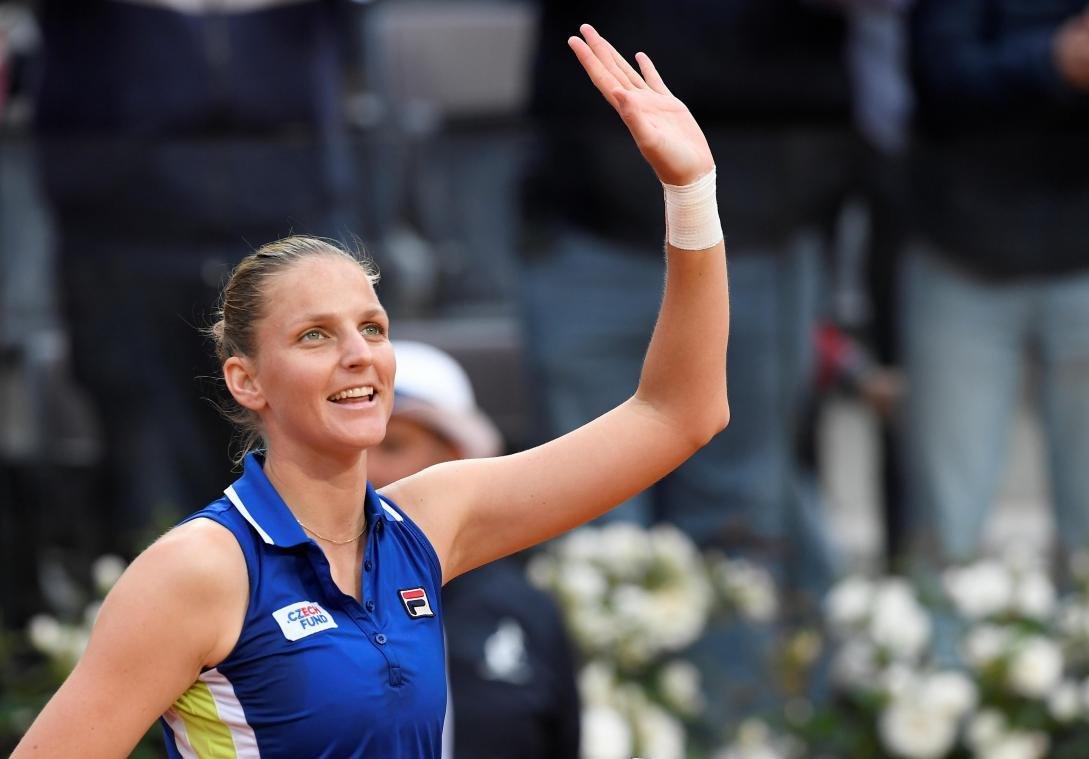 Karolina Pliskova WTA Finals 2019