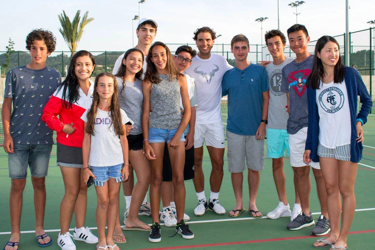 The Rafael Nadal Academy