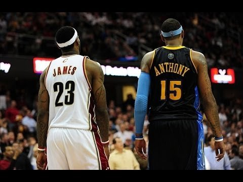 Carmelo Anthony Reveals How Veterans in the Team Frustrated Him and LeBron James thumbnail