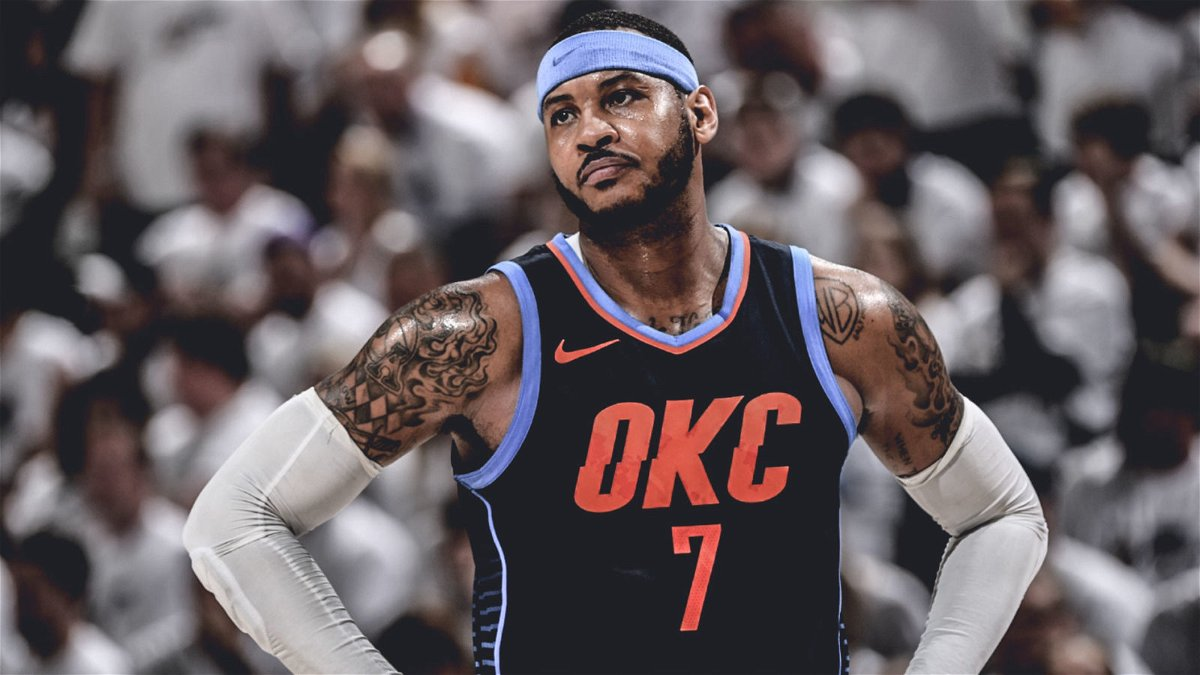 Rockets emerge as 'strong frontrunners' for LeBron's pal Carmelo Anthony