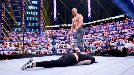 Cesaro Won't Win the Universal Championship at WrestleMania Backlash, Here's Why
