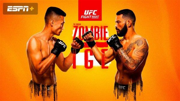 UFC Vegas 29 Salaries and Payouts