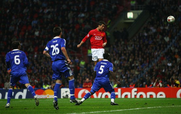 The 2008 Champions League final was a classic