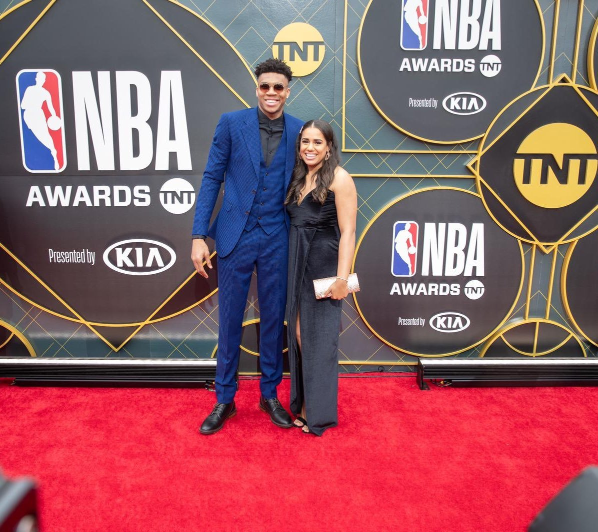 Giannis Antetokounmpo's Girlfriend Mariah Danae ...