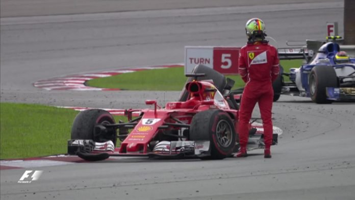 There are concerns for Ferrari over Vettel's gearbox
