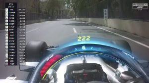 F1 HALO Graphics