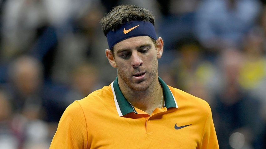 Injured Del Potro to miss Australian Open