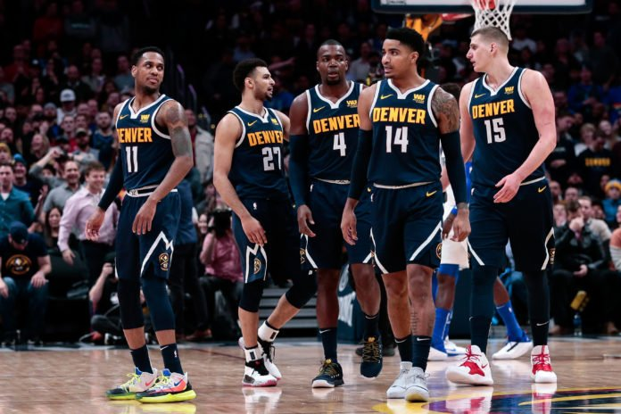 Denver Nuggets players