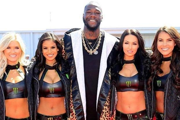 """I Get Horny Man!"""" - Deontay Wilder Reveals Private Details About Pre-Fight  - EssentiallySports"""