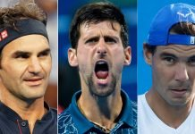 Novak Djokovic Tennis players
