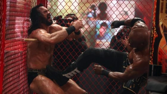 Drew McIntyre Shows Off His Ghastly Battle Scars After Hell in a Cell Brawl with Bobby Lashley