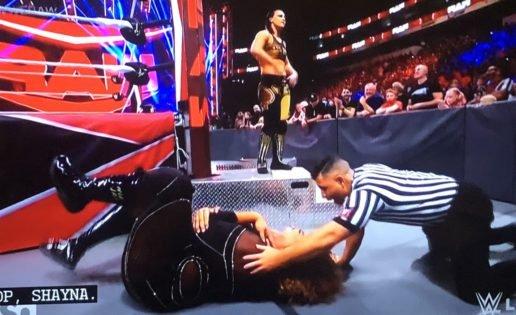 Nia Jax Suffers Broken Elbow After Shayna Baszler Assault on WWE Raw