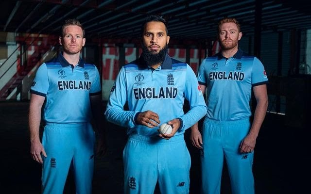 ICC Cricket World Cup 2019: England Jersey