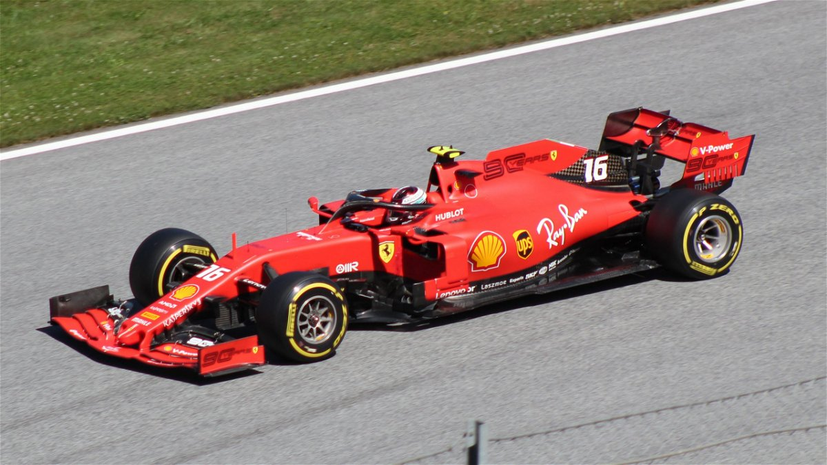 Ferrari Looks To Introduce Halo F1 Like Device In Road Cars Claims Patent Filing Essentiallysports