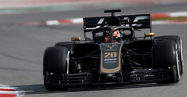 Haas F1 Agreed to Split with Rich Energy