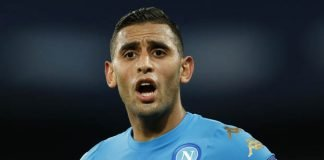 Manchester United want to sign Ghoulam