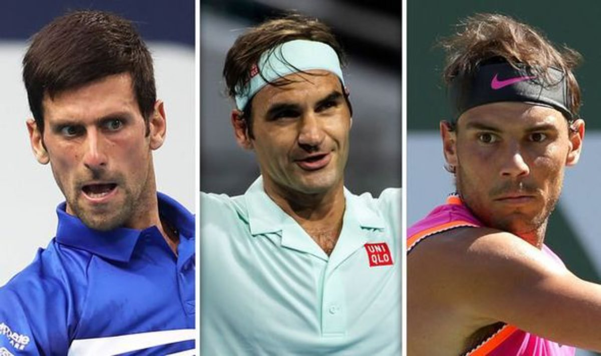The Battle For Supremacy Roger Federer Rafael Nadal Or Novak Djokovic Essentiallysports