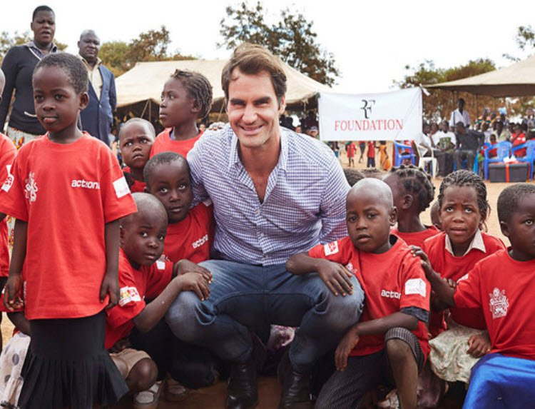 Roger Federer Reveals His Vacation Plans For Africa Essentiallysports