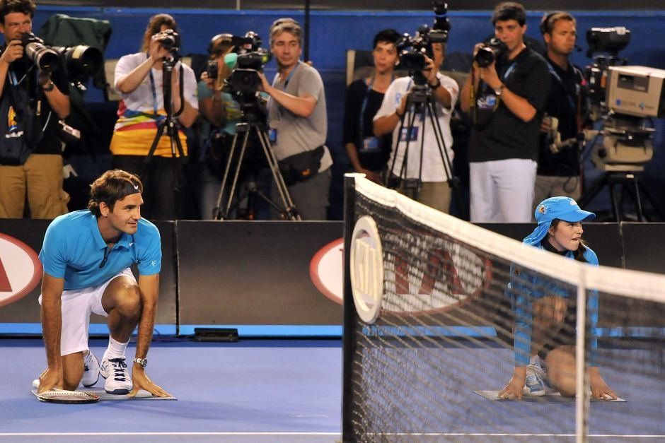 Roger Federer I Was Two Years A Ball Boy Essentiallysports