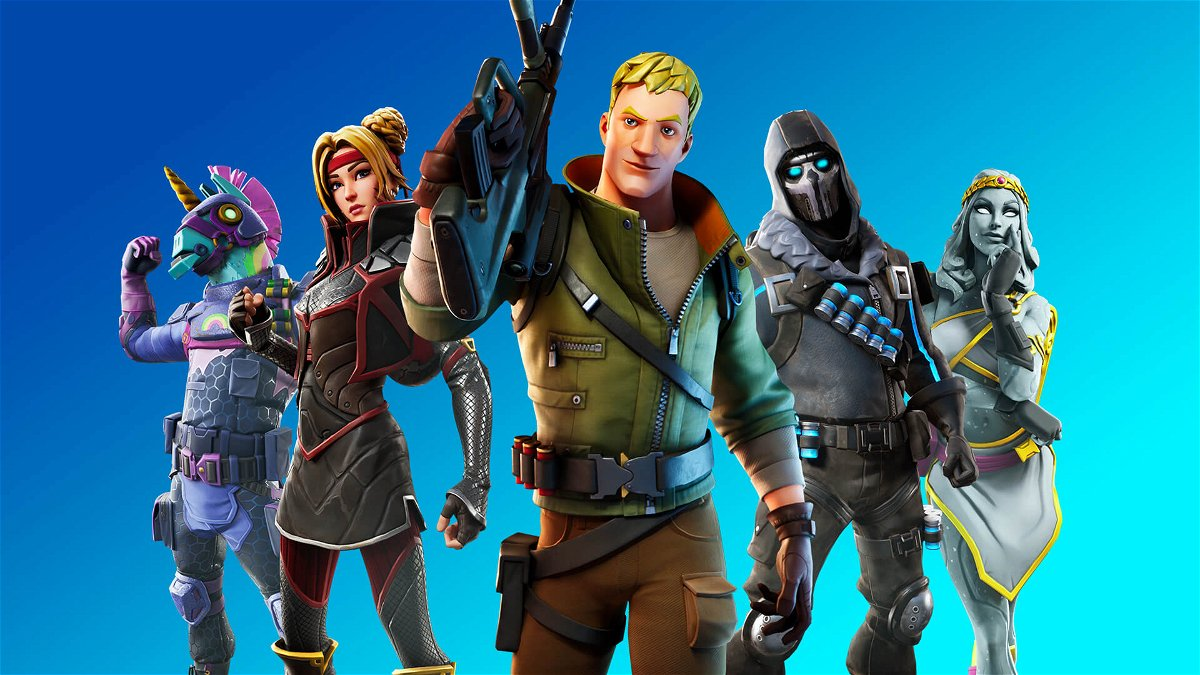 Can I Play Fortnite In China Fortnite Players Cannot Get Addicted To The Game In China Essentiallysports