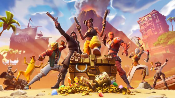 While Apple Has Still Banned Fortnite From iOS, Samsung Seems to Be Taking Full Advantage of It
