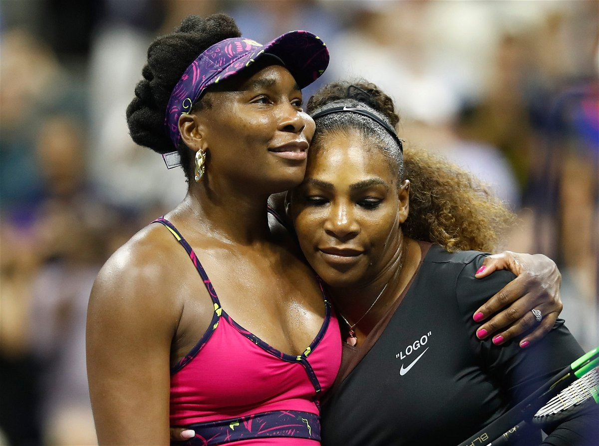Venus Williams Reveals What It's Like Playing With Serena ...