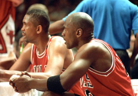 'MOFO': Former Magic Star Remembers the Time Michael Jordan Trash-Talked with Him