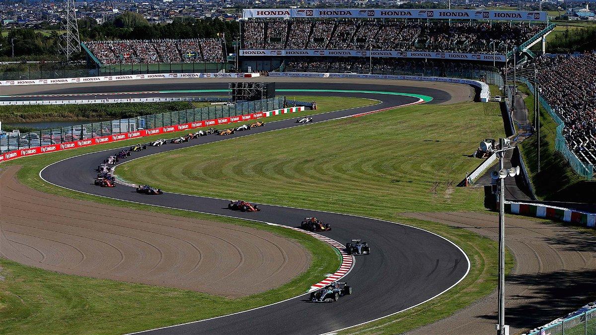 Japanese Grand Prix 2019 Schedule Essentiallysports