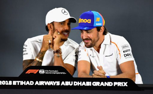 Button Reveals Who is Faster & Most Complete F1 Driver Between Hamilton & Alonso