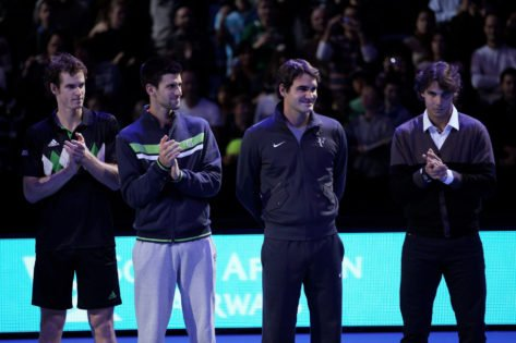 Andy Murray Puts Novak Djokovic Ahead of Roger Federer and Rafael Nadal in 'Decision Making' Ability