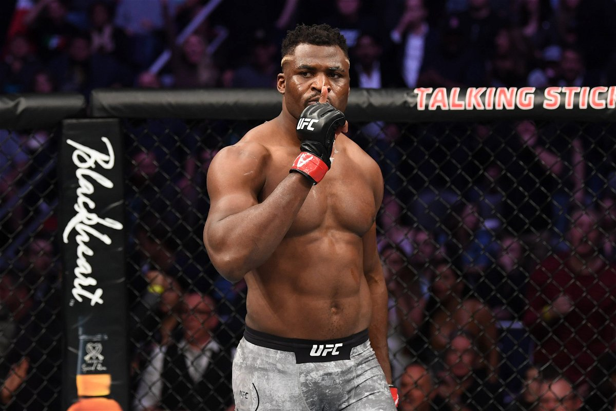 Francis Ngannou Says He Is Lacking Motivation to Train And Go to The Gym - Essentially Sports