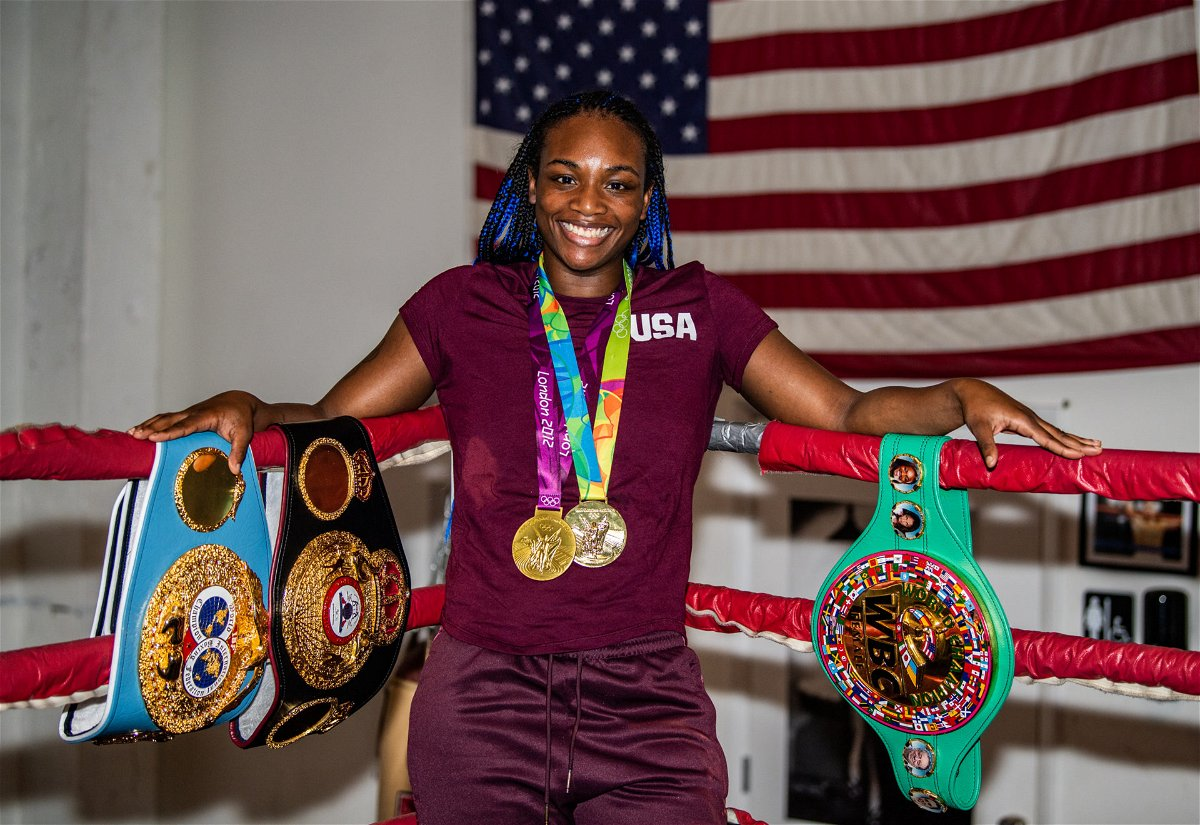 Claressa Shields Names the Only Boxer Better Than Her in ...