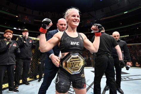 Lauren Murphy Compares Valentina Shevchenko With the UFC Legend Khabib Nurmagomedov