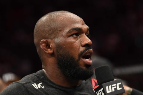 """""""You're Disgusting Over There Judging Someone Else""""-Jon Jones Responds to Female Journalist After Recent Controversies"""