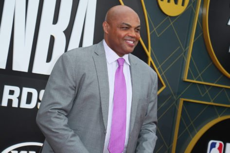 Charles Barkley Reacts to Scottie Pippen Branding Him a 'Fake Tough Guy'