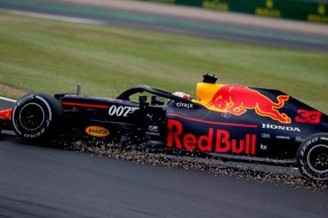 Photos Paint the HORRIFIC Aftermath of Max Verstappen's Opening Lap Crash