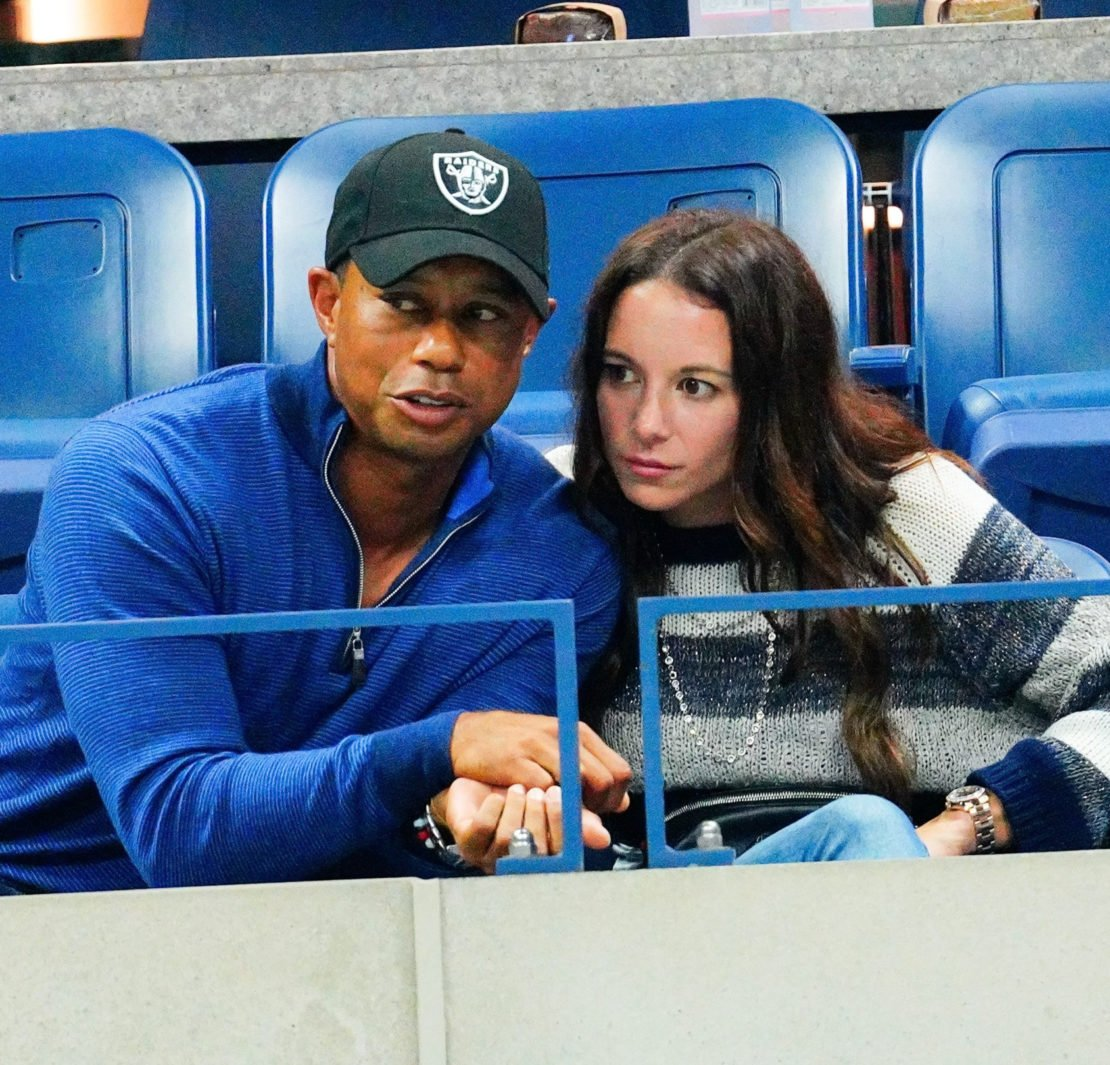 Is tigers girlfriend now