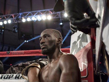 Terence Crawford Doubtful About Errol Spence Jr.'s Health