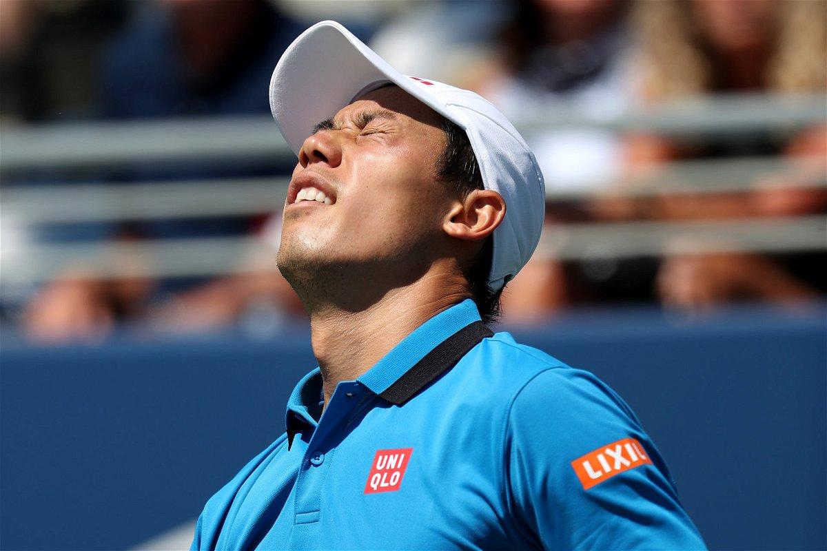 Kei Nishikori - US Open