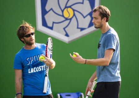 Daniil Medvedev's Coach Declines Major Dominic Thiem Comparison After US Open 2021 Victory