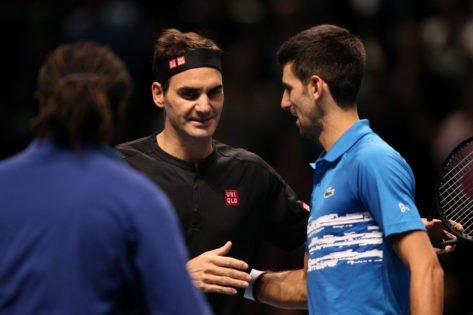 """Truly Exceptional"": Roger Federer Lauds Novak Djokovic's Incredible 2021 Season in Grand Slams"