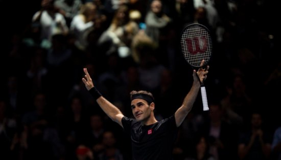 WATCH: Roger Federer Switches His Sport as He Recovers From His Injury