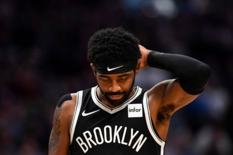 Kyrie Irving's Situation Goes from Bad to Worse as Nets Further Sideline Him