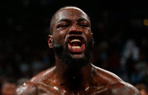 """""""Here Comes Deontay Wilder"""" – 'The Bronze Bomber' Re-Introduces Himself to the Fans"""