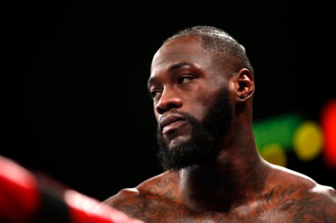 """""""Ya'll That's Bullsh*T Man"""" – Deontay Wilder Shares His Thoughts on People That Claim He Has Enough Power to Kill Someone"""