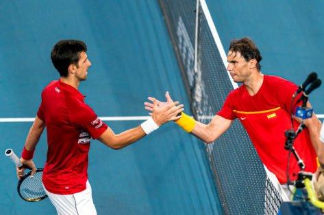 """Showing Tremendous Stability"": Rafael Nadal Lauds Rival Novak Djokovic For Phenomenal 2021 Season"