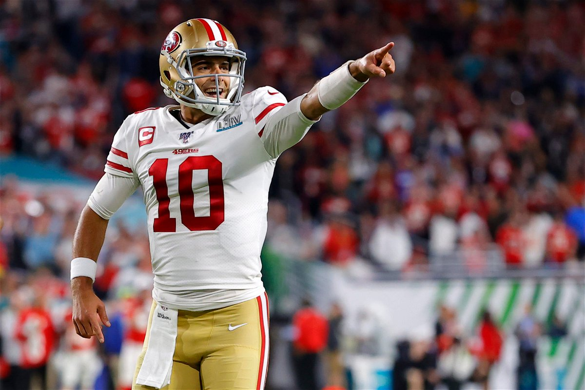 San Francisco 49ers Insider Tips Jimmy Garoppolo as First-Choice Starter in  2021 - EssentiallySports