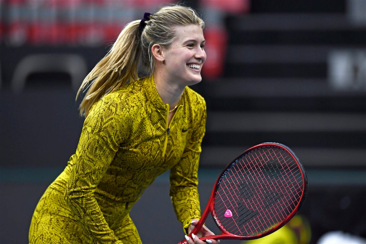 Why Eugenie Bouchard S Halloween Costume Is Blistering The Social Media Essentiallysports