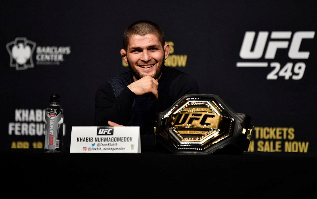 I Choked Them Both Khabib Nurmagomedov Compares Conor Mcgregor And Dustin Poirier To Donkeys Essentiallysports